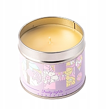 "Fragrances, Perfumes, Cosmetics Scented Candle ""Sunlight"" - Oh!Tomi Fruity Lights Candle"