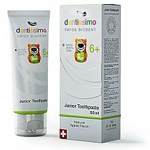 Fragrances, Perfumes, Cosmetics Kids Toothpaste - Dentissimo Junior Toothpaste Apple