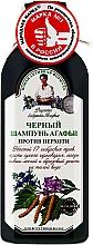 Fragrances, Perfumes, Cosmetics Agafi's Anti-Dandruff Black Shampoo - Reczepty Babushki Agafi