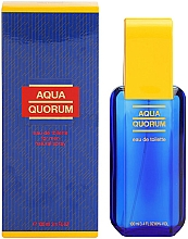 Fragrances, Perfumes, Cosmetics Antonio Puig Aqua Quorum - Eau de Toilette