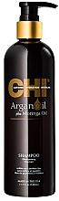 Fragrances, Perfumes, Cosmetics Repair Shampoo - CHI Argan Oil Plus Moringa Oil Shampoo