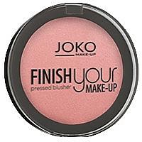 Fragrances, Perfumes, Cosmetics Pressed Blush - Joko Finish your Make-up Pressed Blusher