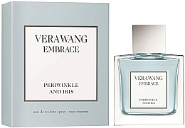 Fragrances, Perfumes, Cosmetics Vera Wang Embrace Periwinkle And Iris - Eau de Toilette