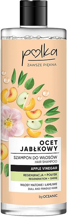 Apple Vinegar Shampoo - Polka Apple Vinegar Shampoo