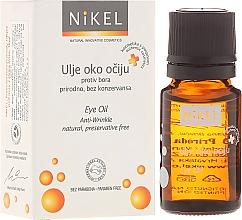 Fragrances, Perfumes, Cosmetics Eye Oil - Nikel Eye Oil