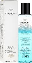 Fragrances, Perfumes, Cosmetics Bi-Phase Eye Makeup Remover - Stendhal Eclat Essentiel Biphase Eye Makeup Remover