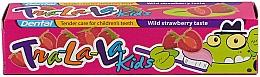 Fragrances, Perfumes, Cosmetics Strawberry Toothpaste - Dental Tra-La-La Kids Strawberry Toothpaste