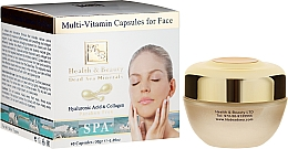 Fragrances, Perfumes, Cosmetics Facial Skin Care Multivitamin Capsules - Health And Beauty Multi-Vitamin Capsules For Face