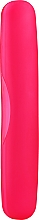 Fragrances, Perfumes, Cosmetics Candy Toothbrush Case, 88070, pink-red - Top Choice