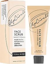 "Fragrances, Perfumes, Cosmetics Coffee Face Scrub ""Floral Blend"" - UpCircle Coffee Face Scrub Floral Blend"