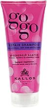 Fragrances, Perfumes, Cosmetics Repair Shampoo - Kallos Cosmetics Gogo Repair Shampoo