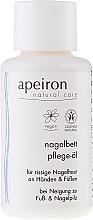 Fragrances, Perfumes, Cosmetics Hand & Nail Oil - Apeiron Nail Bed Oil