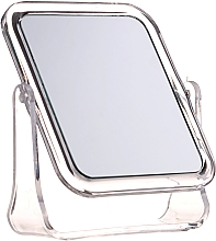 Fragrances, Perfumes, Cosmetics Square Cosmetic Mirror, 5282, white - Top Choice
