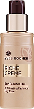 Fragrances, Perfumes, Cosmetics Brightening Anti-Wrinkle Lotion - Yves Rocher Riche Creme Sublimating Radiance Day Care