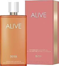 Fragrances, Perfumes, Cosmetics Hugo Boss Boss Alive - Shower Gel