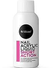 Fragrances, Perfumes, Cosmetics Acrylic Liquid - Silcare Nail Acrylic Liquid Standart Shot Action