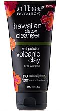 Fragrances, Perfumes, Cosmetics Face Wash Gel - Alba Botanica Hawaiian Detox Cleanser