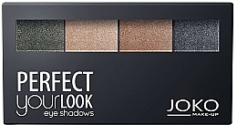 Fragrances, Perfumes, Cosmetics Quattro Eyeshadow - Joko Perfect Your Look Quattro Eye Shadows New
