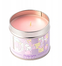 """Fragrances, Perfumes, Cosmetics Scented Candle """"Melon"""" - Oh!Tomi Fruity Lights Candle"""