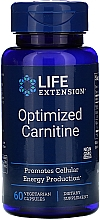"""Fragrances, Perfumes, Cosmetics Dietary Supplement """"Carnitine"""" - Life Extension Optimized Carnitine"""