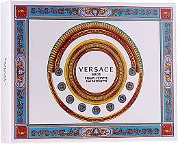 Fragrances, Perfumes, Cosmetics Versace Eros Pour Femme - Set (edt/50ml + b/lot/50ml + sh/gel/50ml)