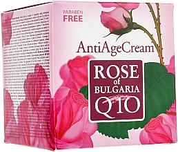 Fragrances, Perfumes, Cosmetics Anti-Wrinkle Cream - BioFresh Rose of Bulgaria Day Cream Q10