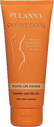 Shower Gel Peeling - Pulanna Perfect Body Peeling-Gel Shower — photo N1