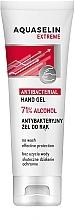 Fragrances, Perfumes, Cosmetics Antibacterial Hand Gel (tube) - AA Aquaselin Extreme 71% Antibacterial Hand Gel Protect