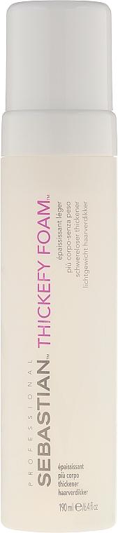 Volumizing Lightweight Hair Foam - Sebastian Thickefy Foam
