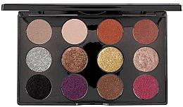 Fragrances, Perfumes, Cosmetics Eyeshadow Palette - Pur Defense Anti-Pollution Eyeshadow Palette