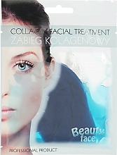 Fragrances, Perfumes, Cosmetics Collagen Treatment Seaweed Mask - Beauty Face Collagen Hydrogel Mask