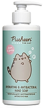 Fragrances, Perfumes, Cosmetics Moisturizing Antibacterial Hand Soap - Pusheen Hydrating & Antibacterial Hand Soap