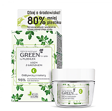 Fragrances, Perfumes, Cosmetics Set - Floslek Green For Skin (f/cr/50ml + jar)
