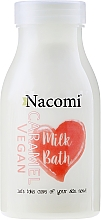 "Fragrances, Perfumes, Cosmetics Bath Milk ""Caramel"" - Nacomi Milk Bath Caramel"