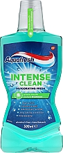 Fragrances, Perfumes, Cosmetics Mouthwash - Aquafresh Intense Clean Invigorating Freshness