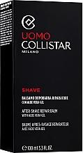 Fragrances, Perfumes, Cosmetics Set - Collistar Linea Uomo (Maxi Volume) (ash/balm/100ml + sh/gel/30ml)