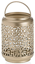 Fragrances, Perfumes, Cosmetics Candle Holder - Yankee Candle Pearl Votive Lantern