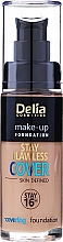 Fragrances, Perfumes, Cosmetics Foundation - Delia Cosmetics Stay Flawless Cover