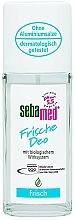 Fragrances, Perfumes, Cosmetics Deodorant - Sebamed Frische Deo Frisch Deodorant Spray