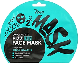 Fragrances, Perfumes, Cosmetics Oxygenating Fizz Face Mask - 7 Days Bloom Gentle Cleansing Mask