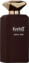 Fragrances, Perfumes, Cosmetics Korloff Paris Royal Oud - Eau de Parfum