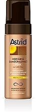 Fragrances, Perfumes, Cosmetics Self Tan Foam - Astrid Sun Silk