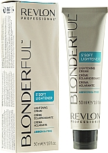 Fragrances, Perfumes, Cosmetics Hair Lightening Cream - Revlon Professional Blonderful Soft Lightener Cream