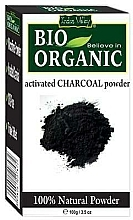 Fragrances, Perfumes, Cosmetics Face & Hair Care Activated Charcoal Powder - Indus Valley Bio Organic Activated Charcoal Powder