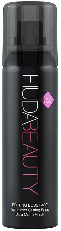 Makeup Fixation Spray - Huda Beauty Resting Boss Face Spray