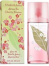 Elizabeth Arden Green Tea Cherry Blossom Eau De Toilette - Eau de Toilette — photo N2