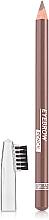 Fragrances, Perfumes, Cosmetics Brow Pencil - Luxvisage Eyebrow Pencil