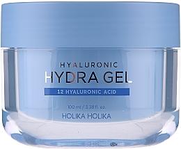 Hyaluronic Acid Facial Cream Gel - Holika Holika Hyaluronic Hydra Gel — photo N1