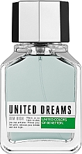 Fragrances, Perfumes, Cosmetics Benetton United Dreams Aim High - Eau de Toilette