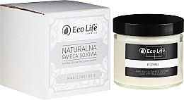 "Fragrances, Perfumes, Cosmetics Scented Candle ""Magic India"" - Eco Life Candles"